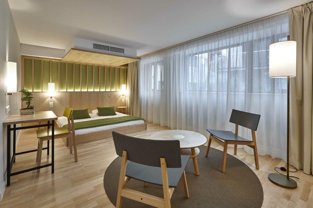 Yadoya Hotel Room
